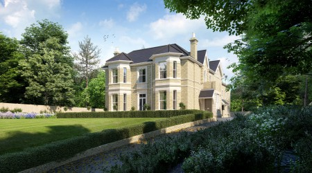 Highfield Hall CGI