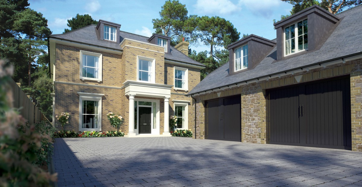 Poole Luxury Home Architecture